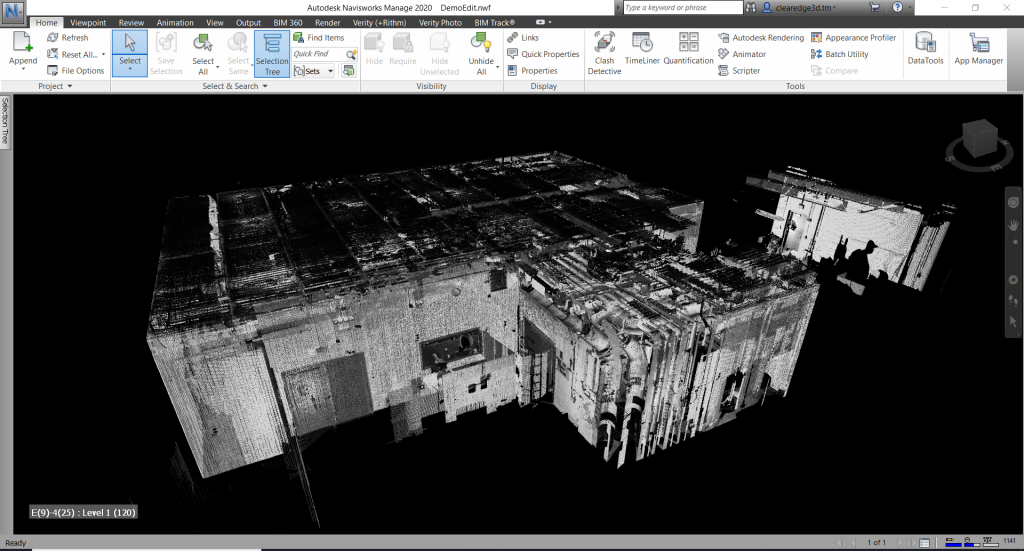 Preparing Project for Rithm Recap Project in Navisworks
