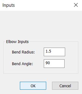 Elbow Inputs
