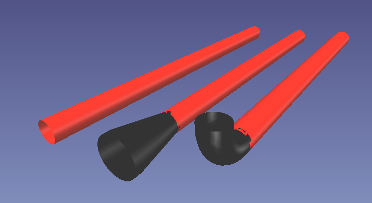 Straight, Reducer and Elbow Connections